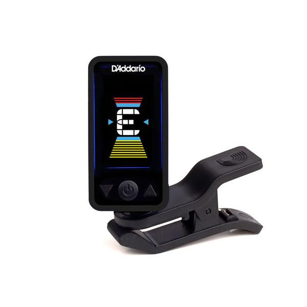D'Addario Planet Waves - Eclipse Clip On Tuner - Black