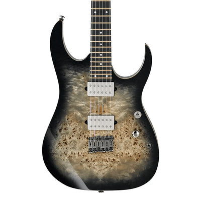 Ibanez RG1121PB - Charcoal Black Burst