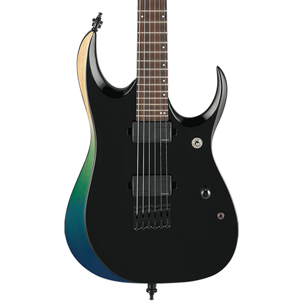 Ibanez - RGD61ALA Electric Guitar - Midnight Tropical Rainforest