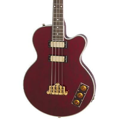 Epiphone Allen Woody Rumblekat - Wine Red