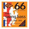 Rotosound RS66LD - Swing Bass Stainless Steel 45 -105 Bass Guitar Strings