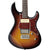Yamaha Pacifica 611VFM - Tobacco Brown Sunburst