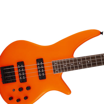 Jackson X Series Spectra Bass SBX IV - Neon Orange