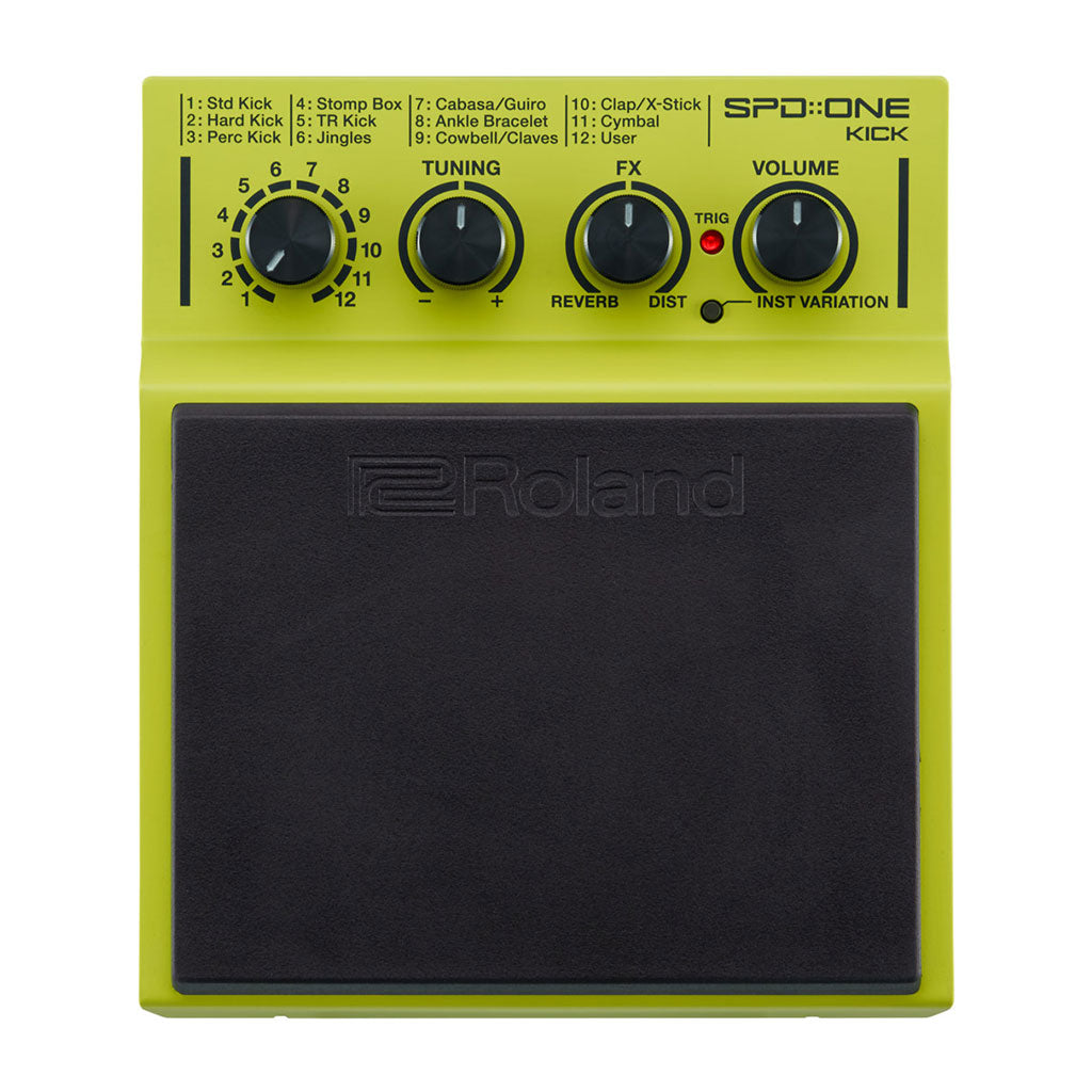 ROLAND - Sampling Pad - Kick