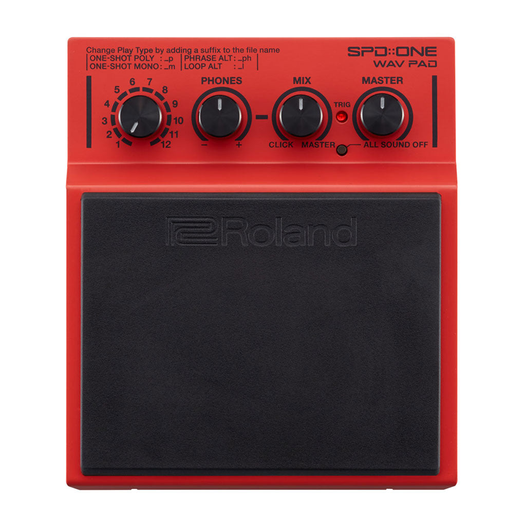 Roland - SPD::ONE - WAV PAD