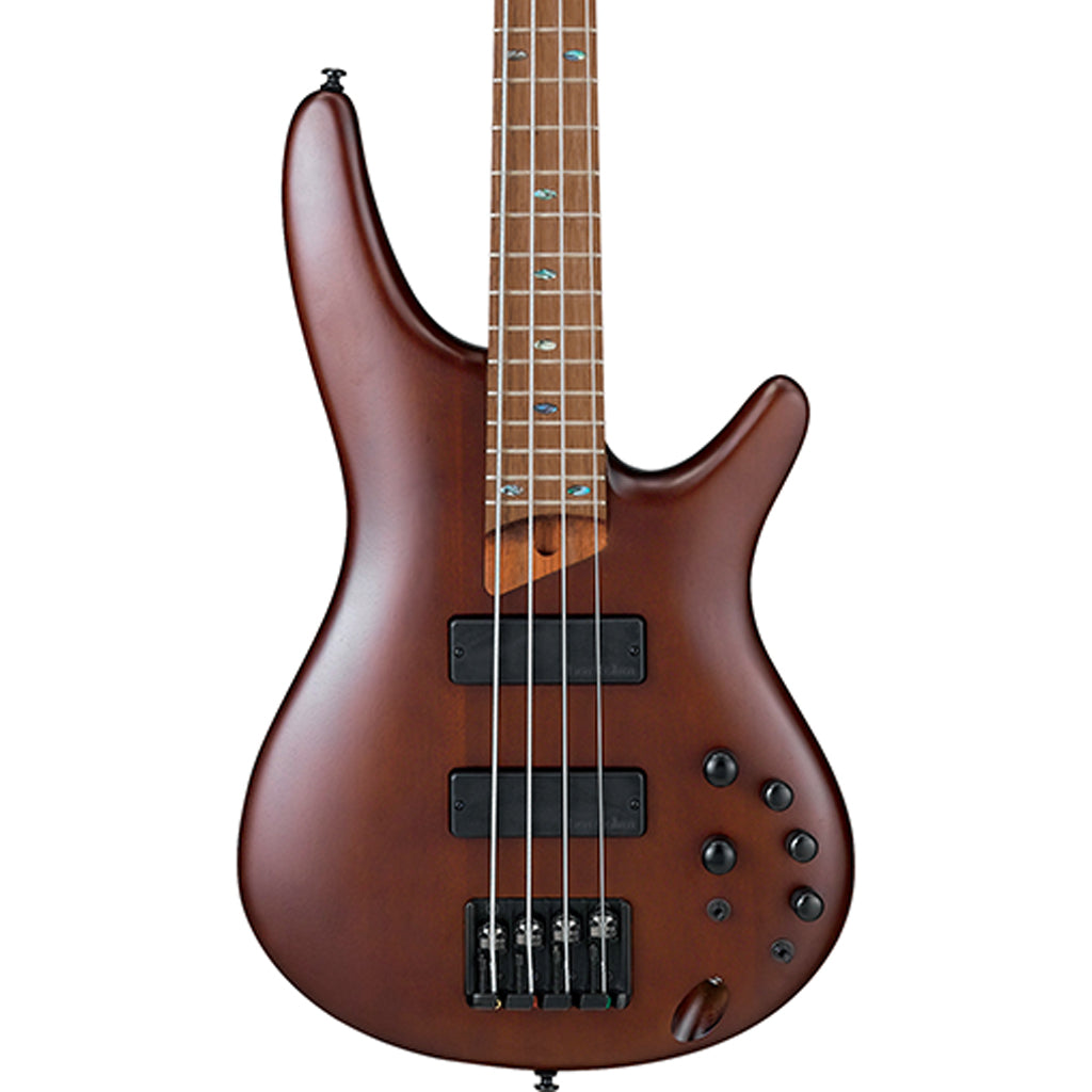 Ibanez SR500E - 5 String Bass Guitar - Brown Mahagony