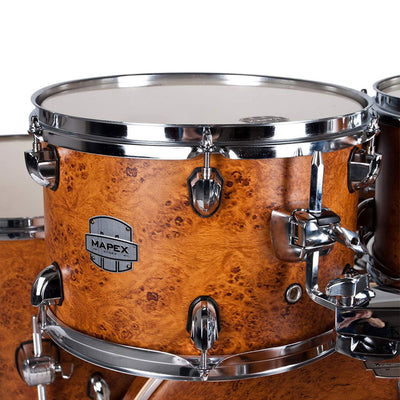 Mapex - Storm - 5 Piece Drum Kit with Hardware - Camphor Wood Grain - 20, 10, 12, 14, 14S