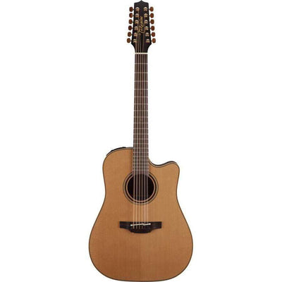 Takamine P3DC-12 Dreadnought Acoustic Guitar 12 String