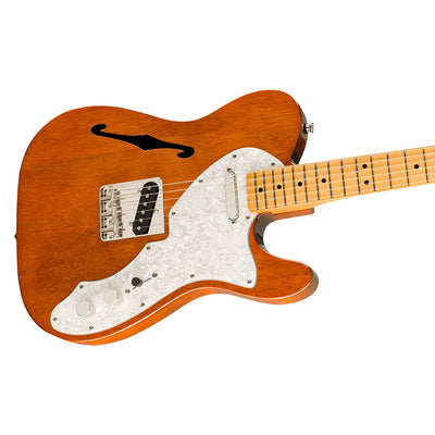 Squier Classic Vibe 60's Telecaster Thinline - Natural - Maple Neck