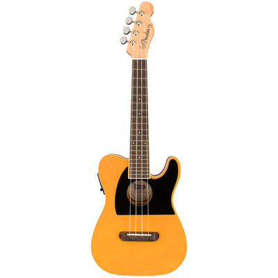 Fender Fullerton Tele Ukulele - Butterscotch Blonde