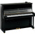 Yamaha U1SH2PEQ Silent Upright Piano - Polished Ebony