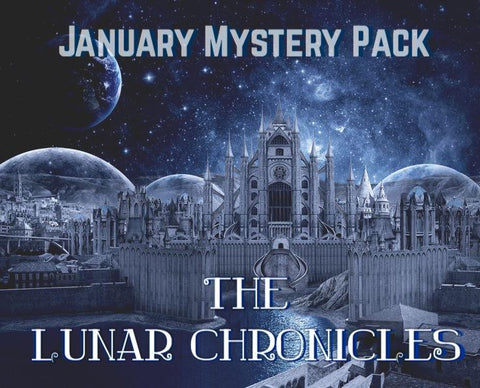 Kicking off 2018 with The Lunar Chronicles!