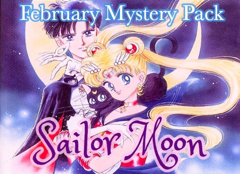 February Mystery Pack available now!