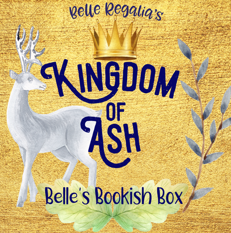 Kingdom of Ash - Belle's Bookish Box Pre-order LIVE!