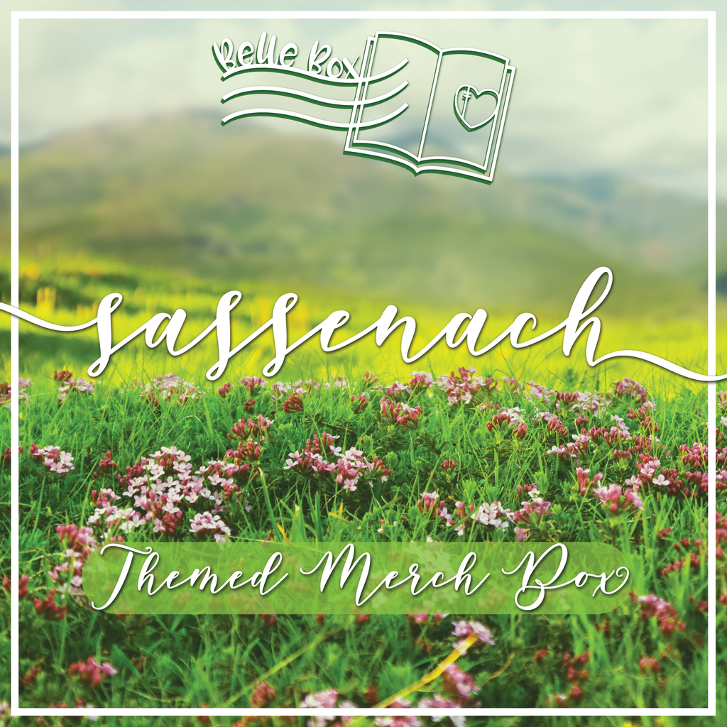July's Belle Box - Sassenach