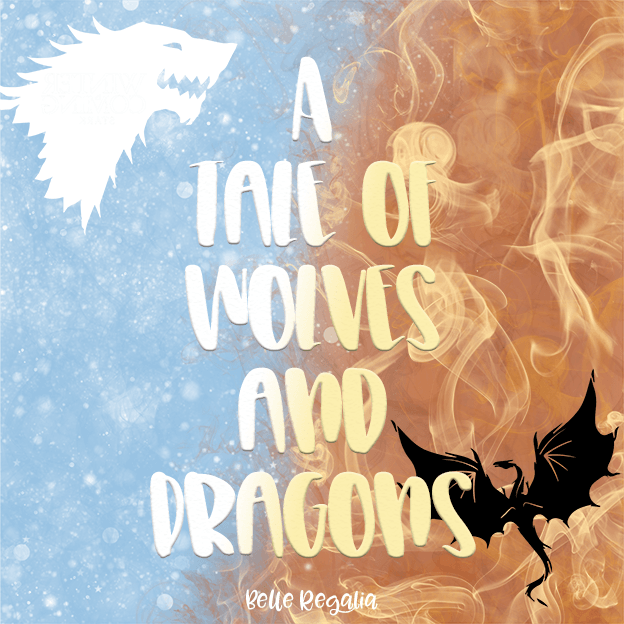A Tale of Wolves and Dragons- April Belle Box