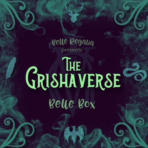 The Grishaverse Mystery Pack and Belle Box