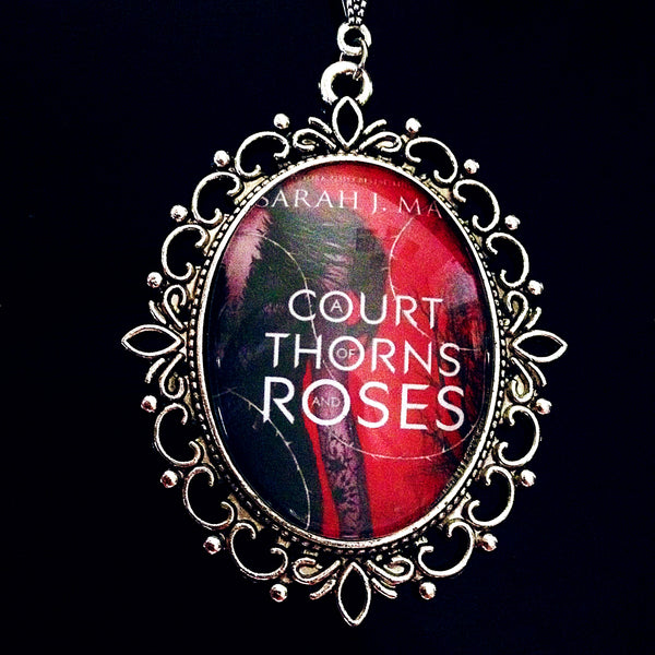 A Court of Thorns and Roses Large Necklace - Belle Regalia - 3