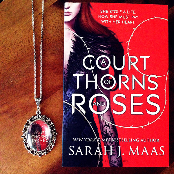 A Court of Thorns and Roses Large Necklace - Belle Regalia - 4