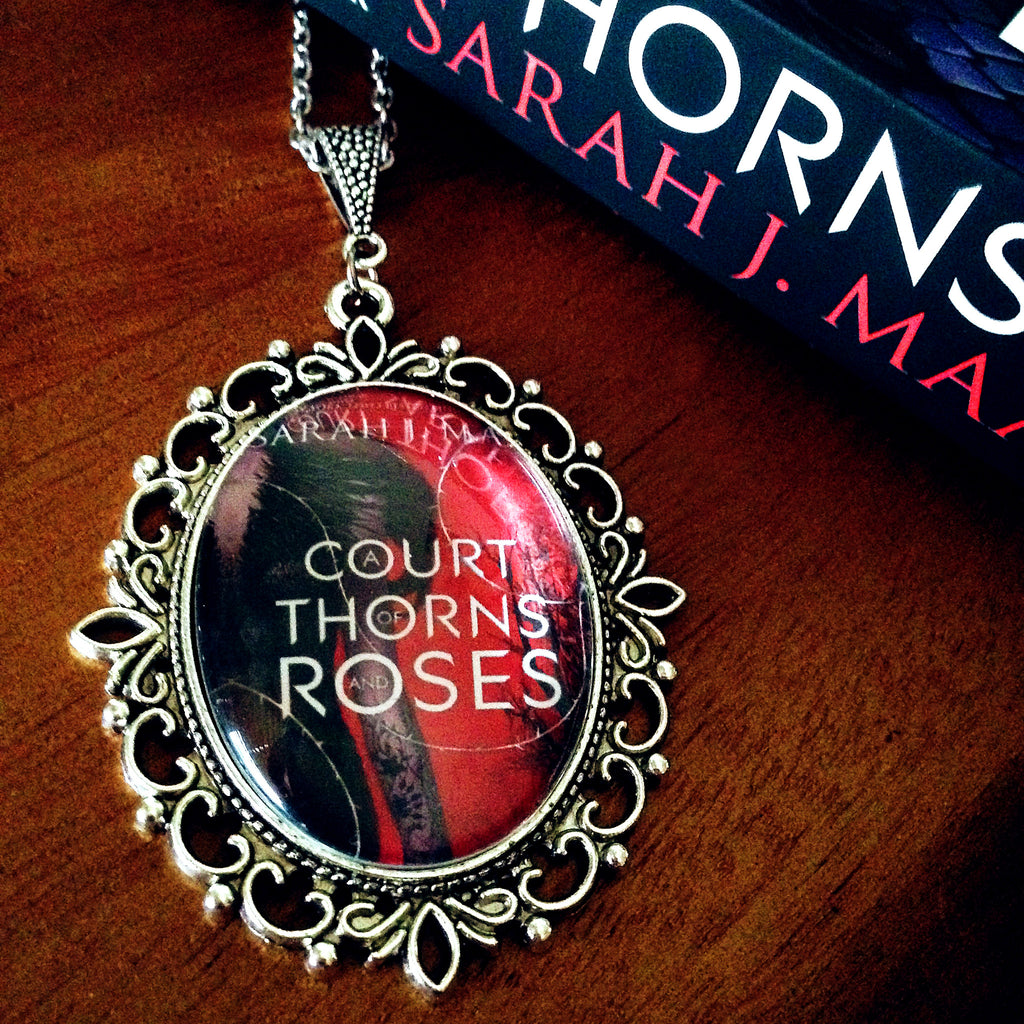 A Court of Thorns and Roses Large Necklace - Belle Regalia - 1