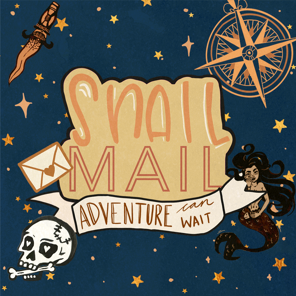 Snail Mail - Adventure Can Wait