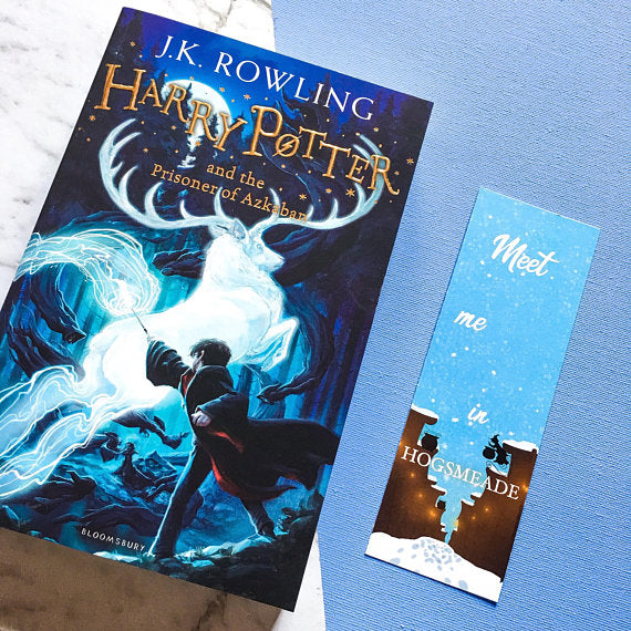 Meet Me In Hogsmeade bookmark - Belle Regalia