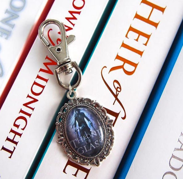 Throne of Glass Celaena Sardothien Keyring