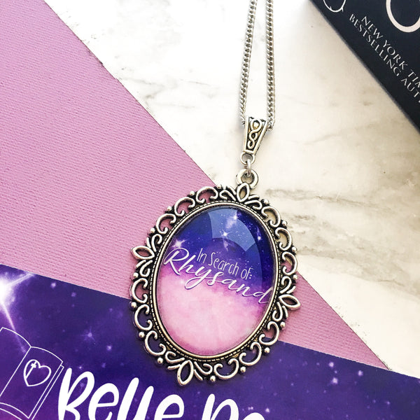 In Search Of: Rhysand necklace - acomaf necklace - Belle Regalia
