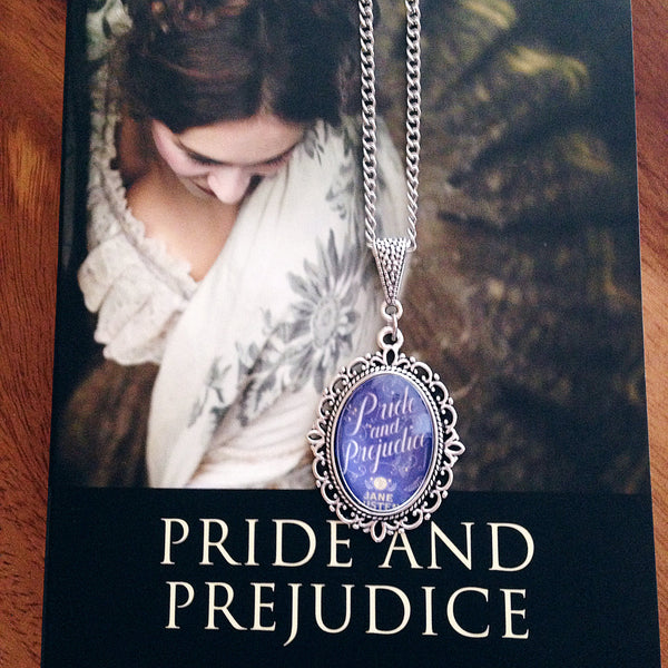Pride & Prejudice Jane Austen Necklace