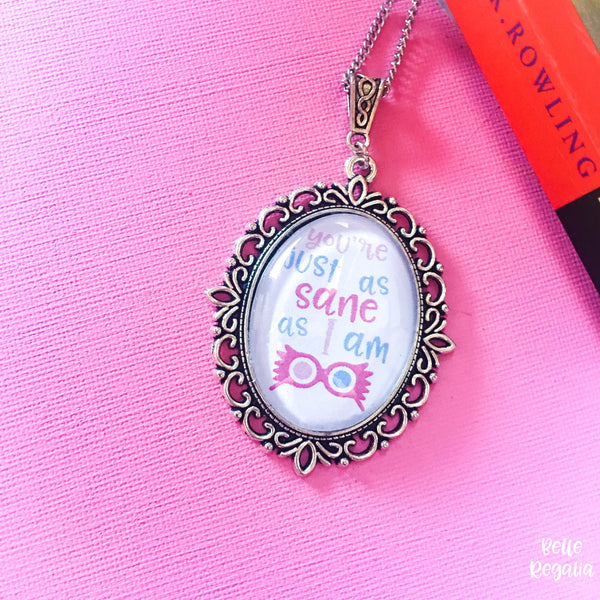 Luna Lovegood necklace