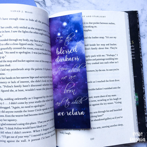 Rhysand quote bookmark - ACOFAS