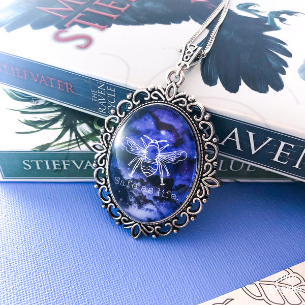 Safe As Life Necklace ~ Raven Boys