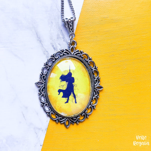 Aelin Kingdom of Ash necklace