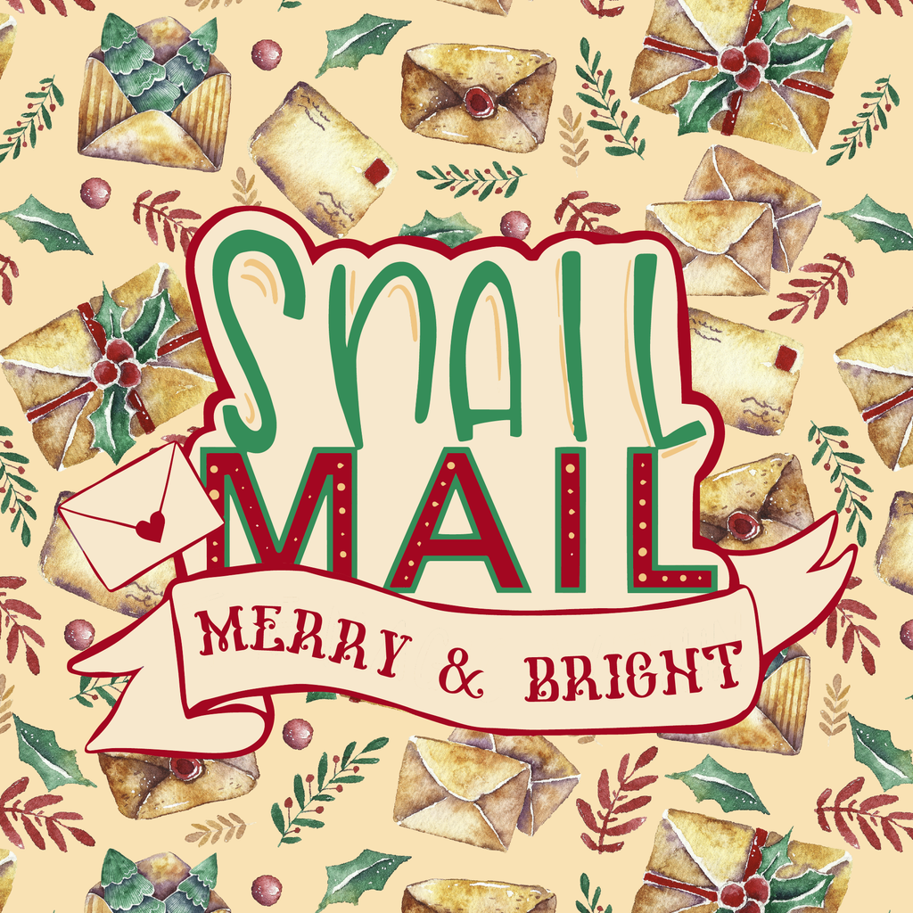 Snail Mail - Merry & Bright