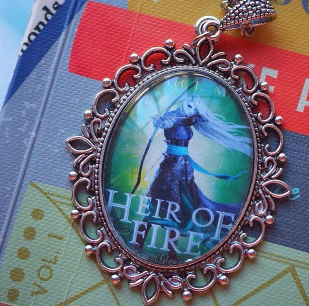 Heir of Fire Necklace - Belle Regalia