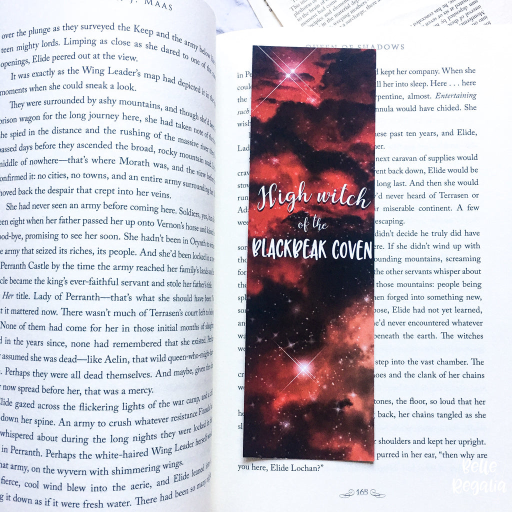 Manon Blackbeak Bookmark