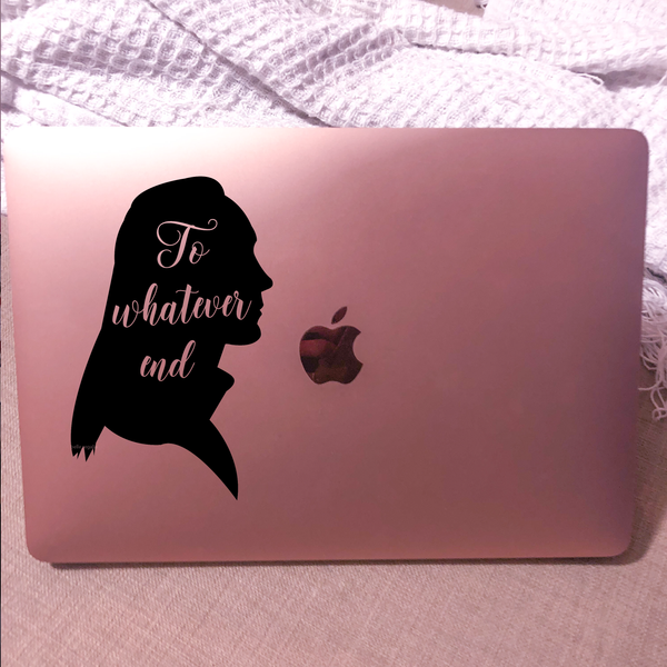 Rowan Sticker decal