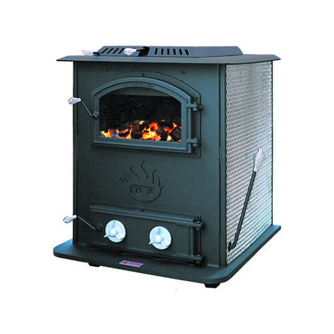 DS Circulator 1500: DS Machine Coal Stove
