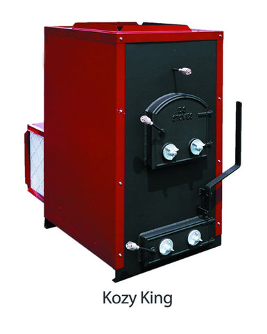 Kozy-King #400-09: DS Machine Coal and Wood Furnace