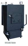 DS Machine Coal and Wood Boiler: Aqua Gem Boiler #3200