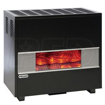 DS Williams- Vented Gas Hearth Heaters