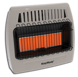 Infrared: Kozy World Vent Free Gas Wall Hung Heaters