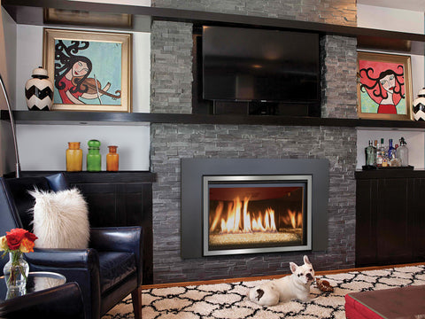 Chaska 34: Kozy Heat Fireplace Insert