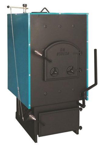 DS Machine Coal and Wood Boiler: Aqua Gem Boiler #4200