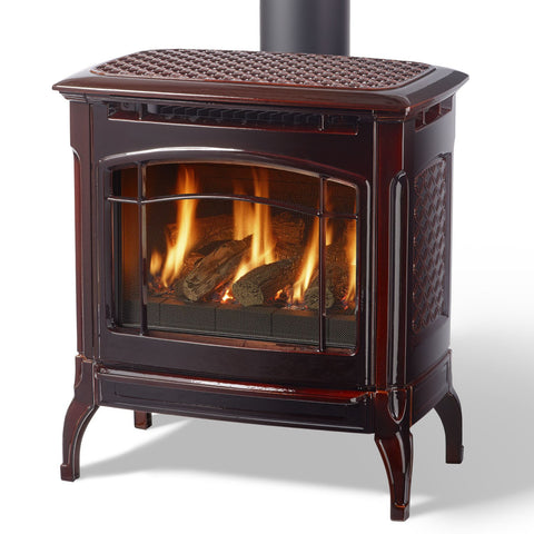 Hearthstone Gas Stove: Champlain