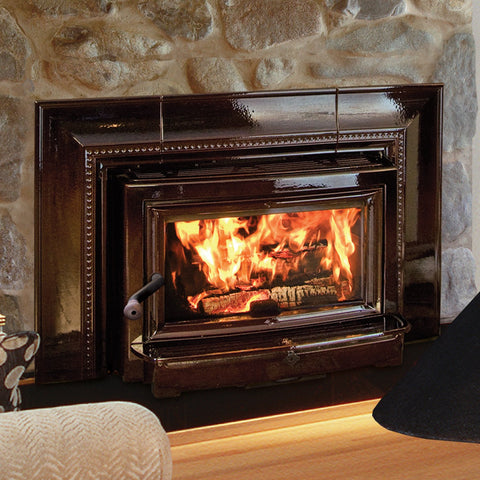 Clydesdale: Hearthstone Wood Fireplace Insert