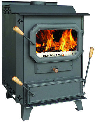DS Machine Coal Stove: Comfort Max