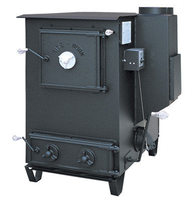 DS Machine Coal and Wood Stove Econo Riteburn 1624