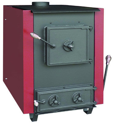 DS Machine Coal and Wood Stove: Heat Right 120