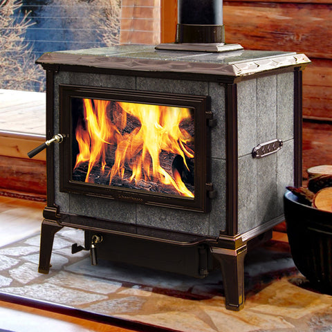 Mansfield: Hearthstone Wood Stove